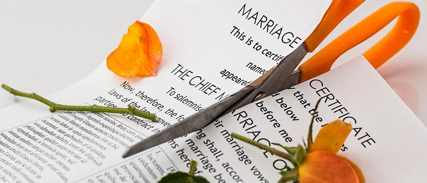 who initiates a divorce
